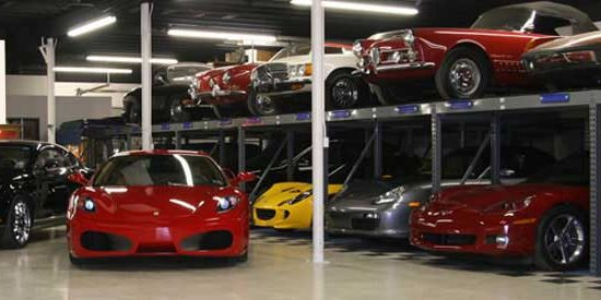 Indoor Vehicle Storage >> What You Should Expect With Indoor Car Storage Fort Worth