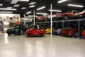 A brief guide to help you choose good car storage