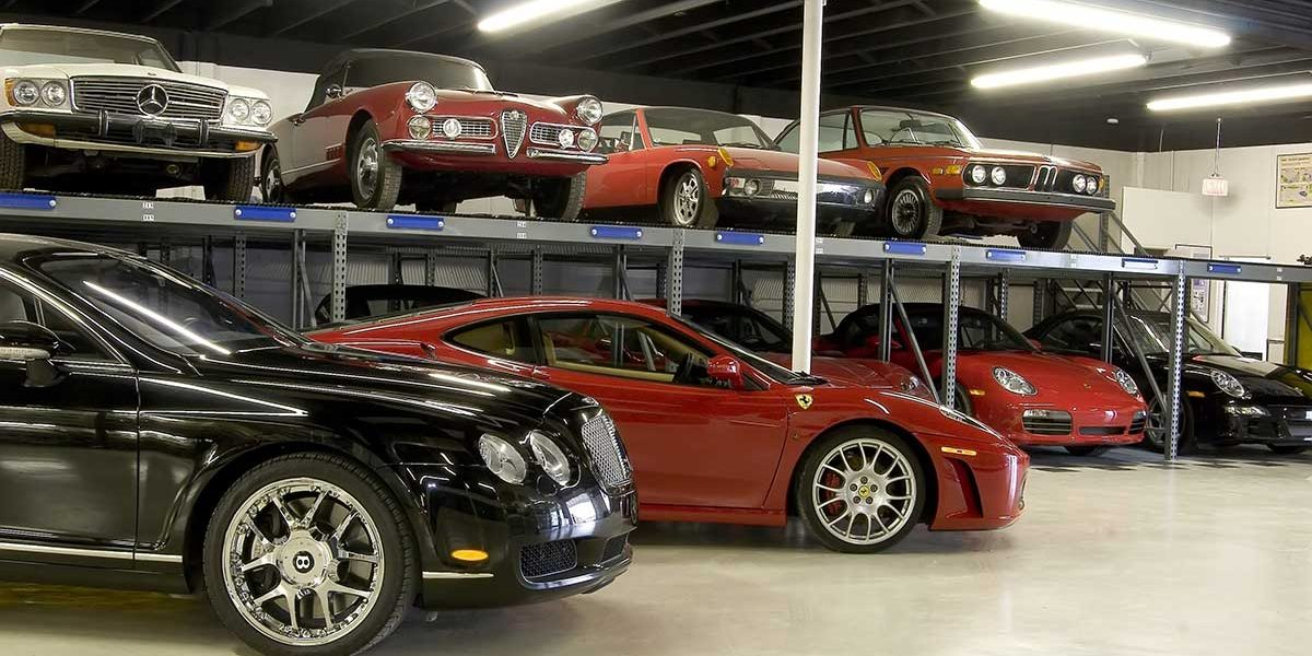 Indoor Vehicle Storage >> Indoor Vehicle Storage Fort Worth Car Storage